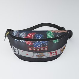 poker player Fanny Pack