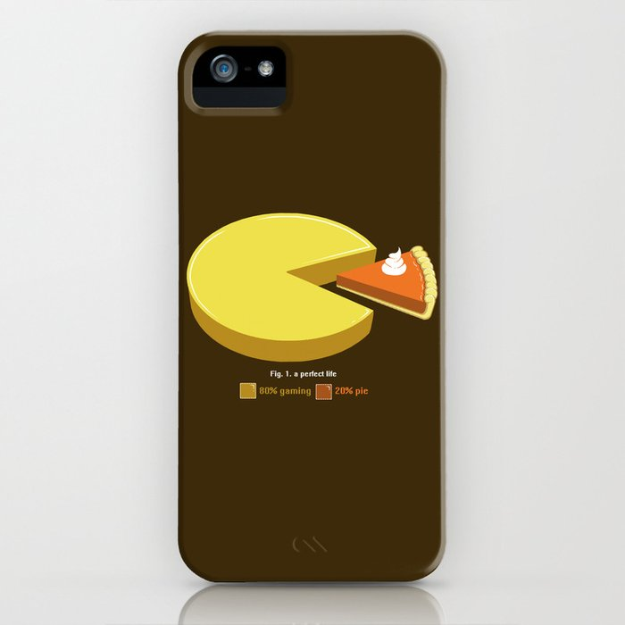 A Perfect Life iPhone Case