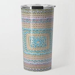 Timeless Crochet Travel Mug