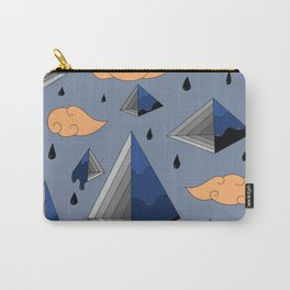 Blue Py Carry-All Pouch