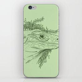 Iguana iPhone Skin
