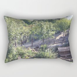 Bear Sanctuary Rectangular Pillow