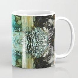 MANDALA Colorful Abstract Pattern Art by Michel Keck Coffee Mug