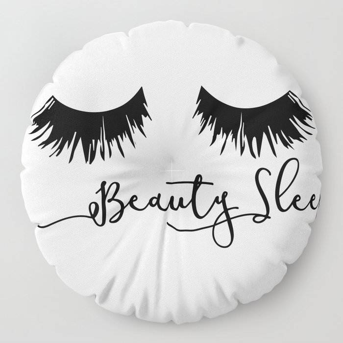 Beauty Sleep Floor Pillow