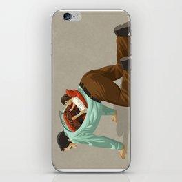 Drive me crazy iPhone Skin