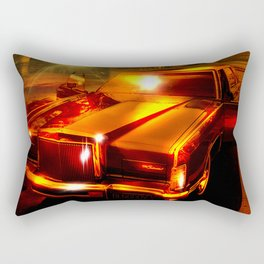 The Pimp Rectangular Pillow