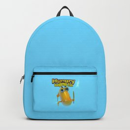 Hungry! The Dangerous Fish! Backpack