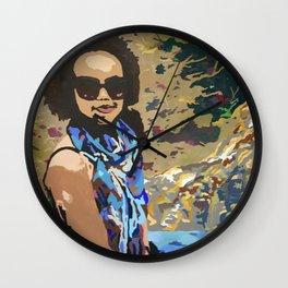Kali Maya Part 3 Wall Clock