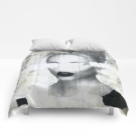 Torn 2 Comforters