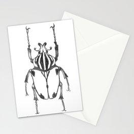 Goliathus goliatus Stationery Cards