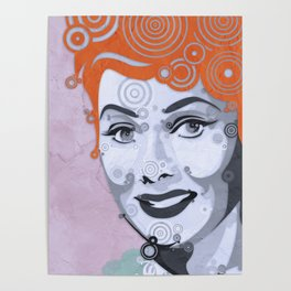 Loving Lucy Poster