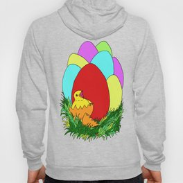 Eggs and Chick Hoody