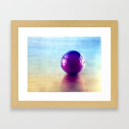 Done Playing Framed Art Print