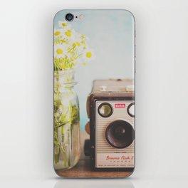 in fear ... iPhone Skin