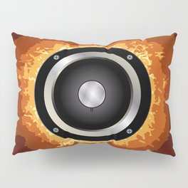 Speaker Pillow Sham