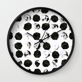 Pattern #02 Wall Clock