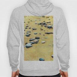 Pebbles on the Beach Hoody