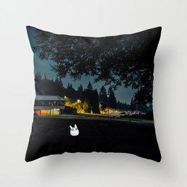 Mini Toto Throw Pillow