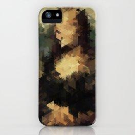 Panelscape Iconic - Mona Lisa iPhone Case