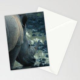 Thirsty Rhino Stationery Cards