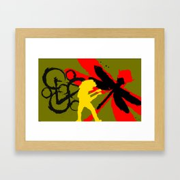Coheed and Cambria Framed Art Print