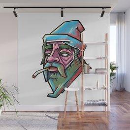 homeless/hopeless Wall Mural