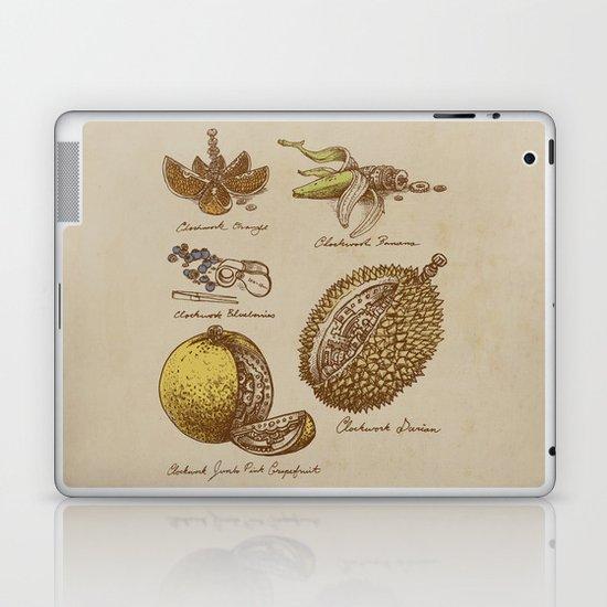 Steampunk Fruit  Laptop & iPad Skin