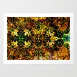 Fibonacci 1 Art Print