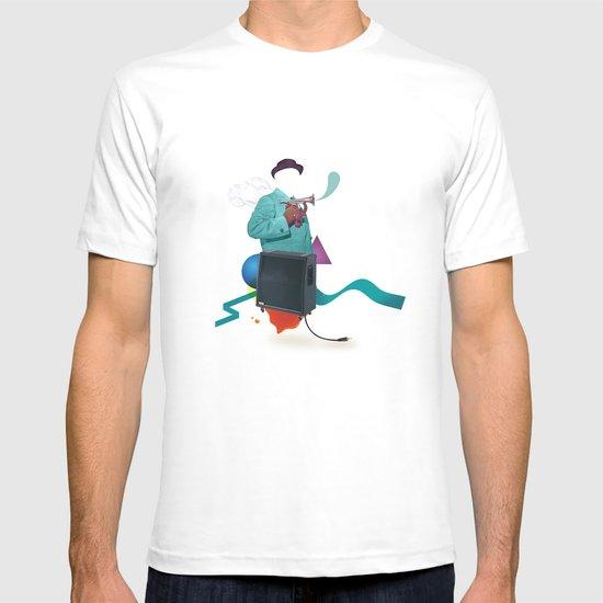 ILOVEMUSIC #2 T-shirt