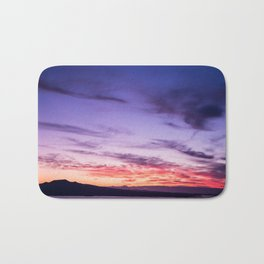 Auckland Sunset Bath Mat