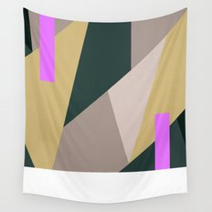 Attack, Sustain, Decay, Release Graphic Art Wall Tapestry