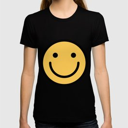 Smiley Face   Cute Simple Smiling Happy Face T-shirt