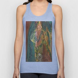 The Perennial Climax (Echo From the Cave) Unisex Tank Top