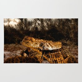 Rattlesnake-I Rug
