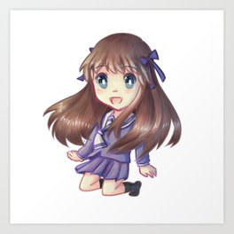 Chibi Tohru Art Print