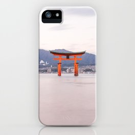 The Great Torii iPhone Case