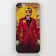 Dinner is Served! iPhone & iPod Skin
