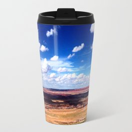 Painted Desert Scape Travel Mug
