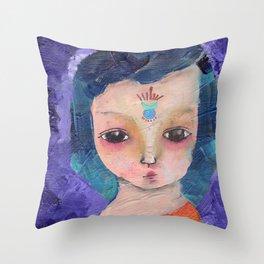 Sybille Throw Pillow