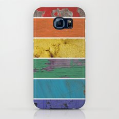 texture rainbow Slim Case Galaxy S7