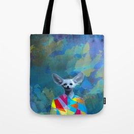 The Fennec fox Tote Bag