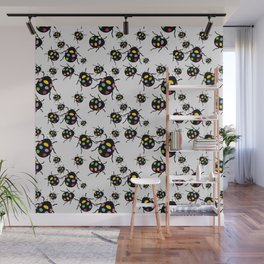 SPRING bugs Wall Mural