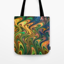 Crazy on You Tote Bag