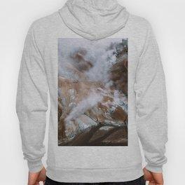 Kerlingarfjöll Mountain Range In Iceland - Landscape Photography Hoody