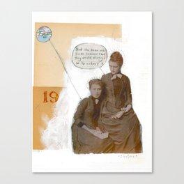 Lyme Regis Canvas Print