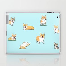 Corgi Laptop & iPad Skin