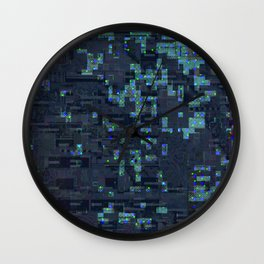 Clark 1 Wall Clock