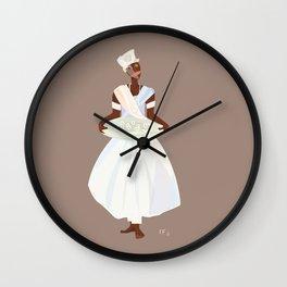 ORIXAS_ ifá Wall Clock