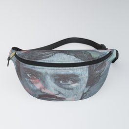 Poe - Deep Into That Darkness Fanny Pack