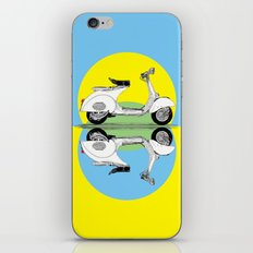 Scooter iPhone & iPod Skin